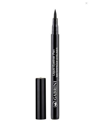 Gabrini Liquid Siyah Eyeliner Liquid Eyeliner Pen Siyah